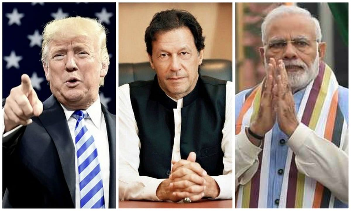ट्रंप का इंटरनेशनल झूठ पकड़ा गया, कश्मीर को लेकर कही थी बड़ी बात