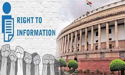 RTI संशोधन बिल 2019