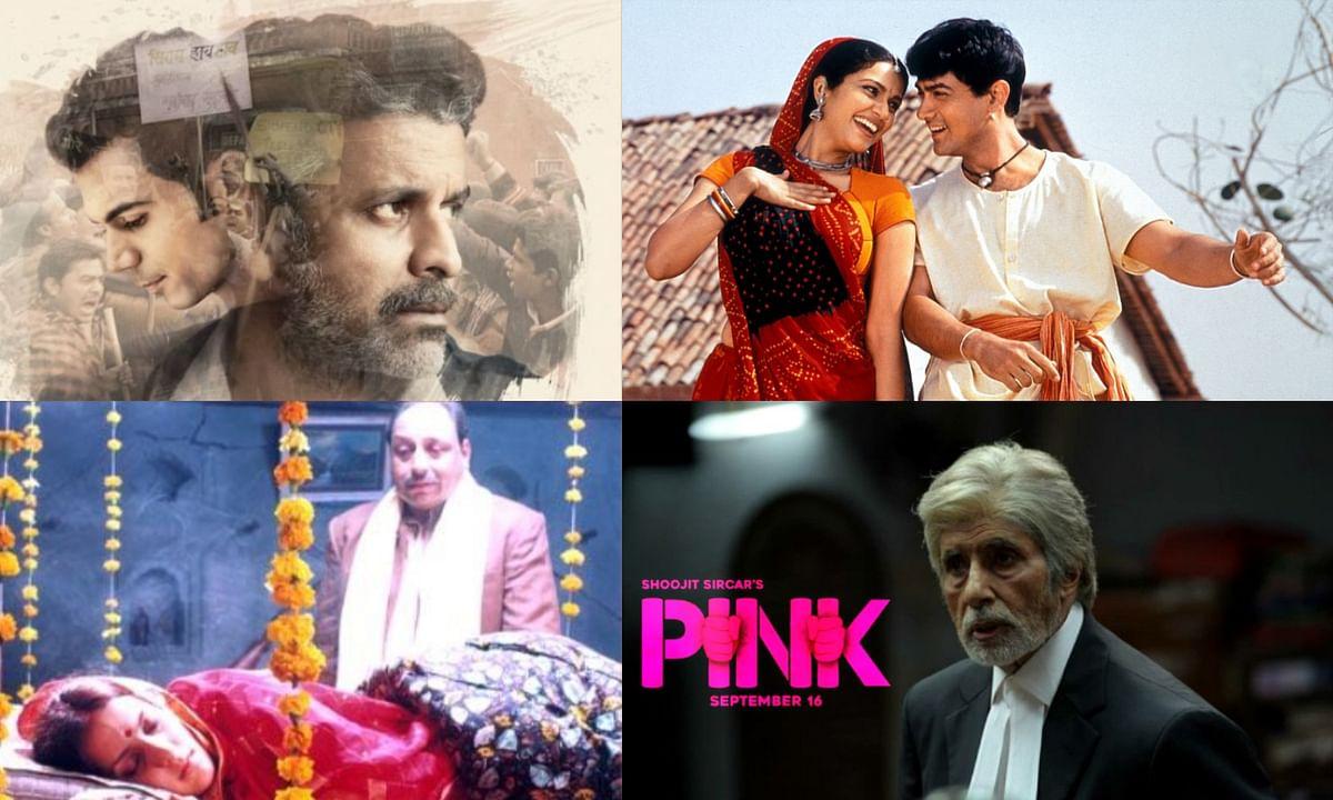 बॉलीवुड की वो पांच बड़ी  फिल्में जो समाज का आईना हैं