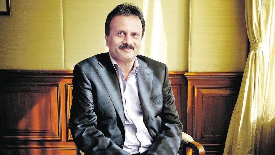 Cafe Coffee Day (CCD) owner V.G.Siddhartha
