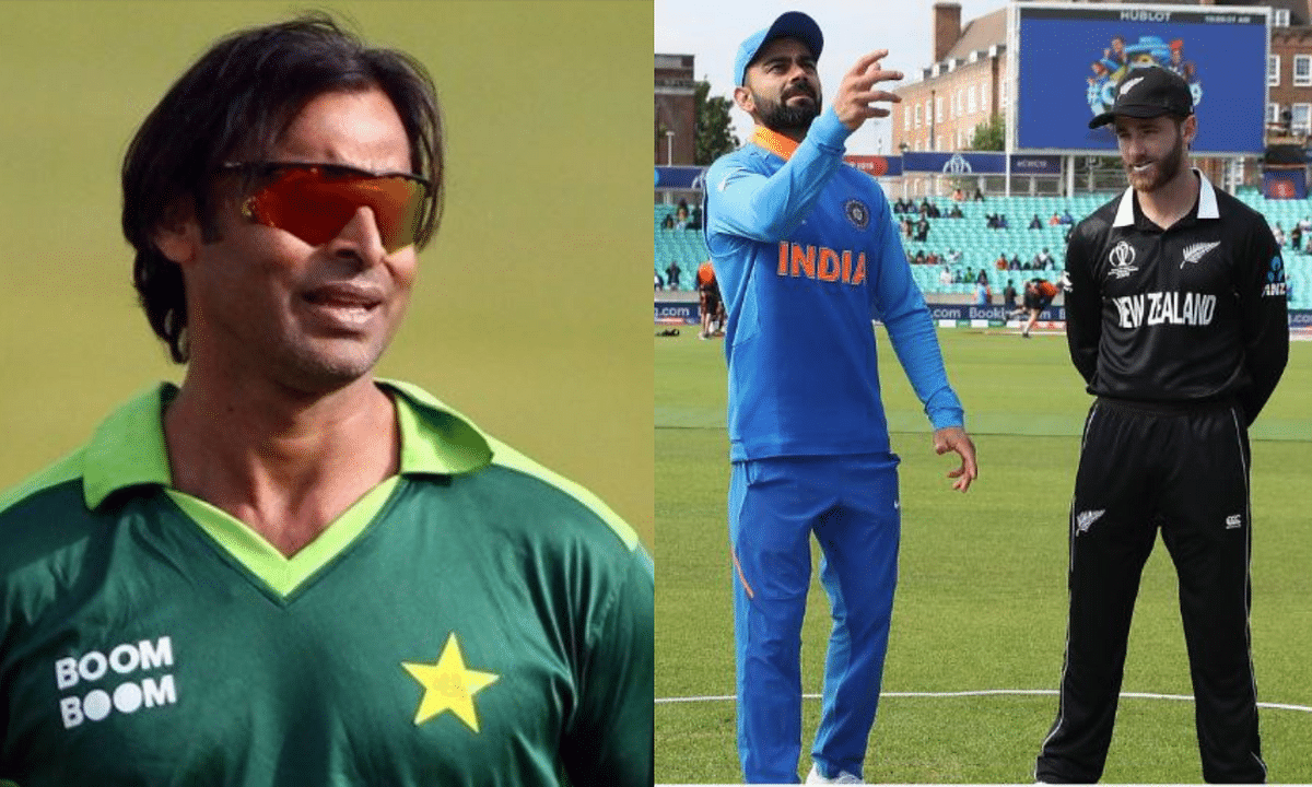 Shoaib Akhtar Comments on India Vs New Zealand