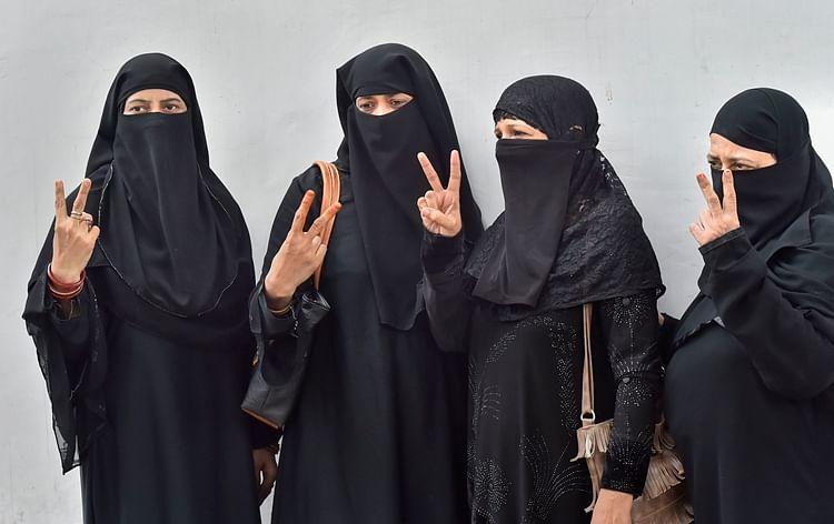 तीन तलाक के खिलाफ आवाज उठाने वाली महिलाएं