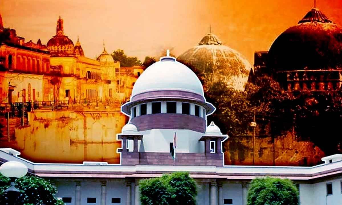 अयोध्या केस पर मुस्लिम पक्ष के वकील ने कहा 'अगर ऐसे हुई सुनवाई तो केस छोड़ देंगे'