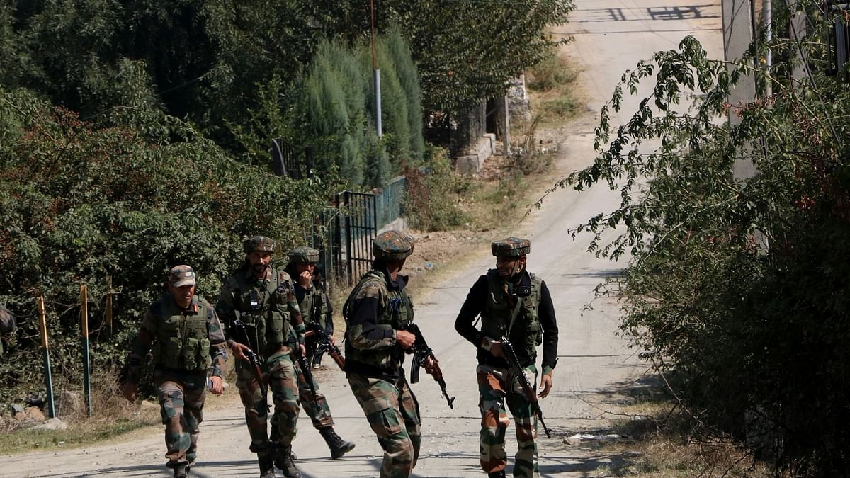 Indian Army Operation In Kasmir