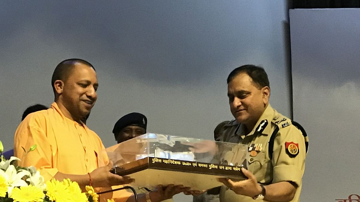 UP DGP AND UP CM