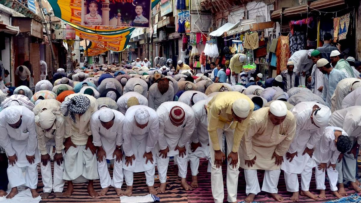 namaz on road ban in up