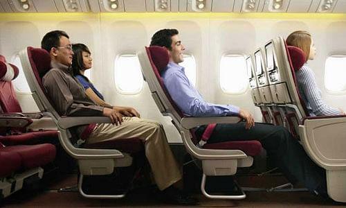 हवाई जहाज की 'कष्टकारी यात्रा'