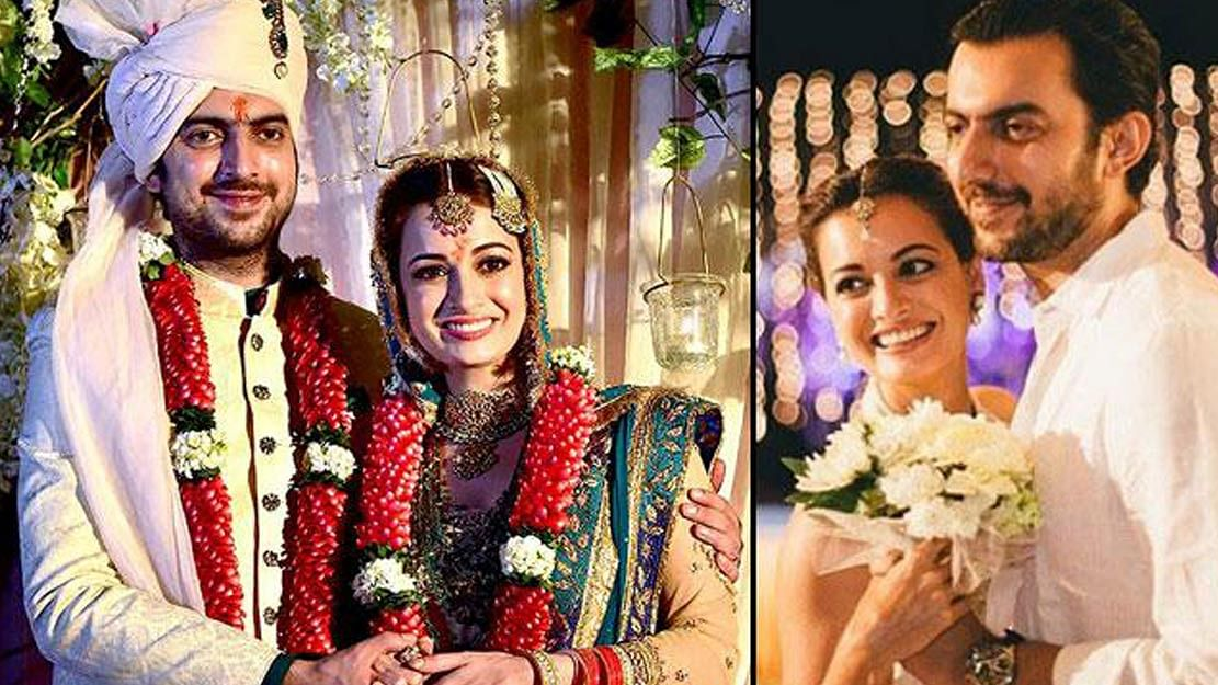 Dia Mirza Announce separation form Husband