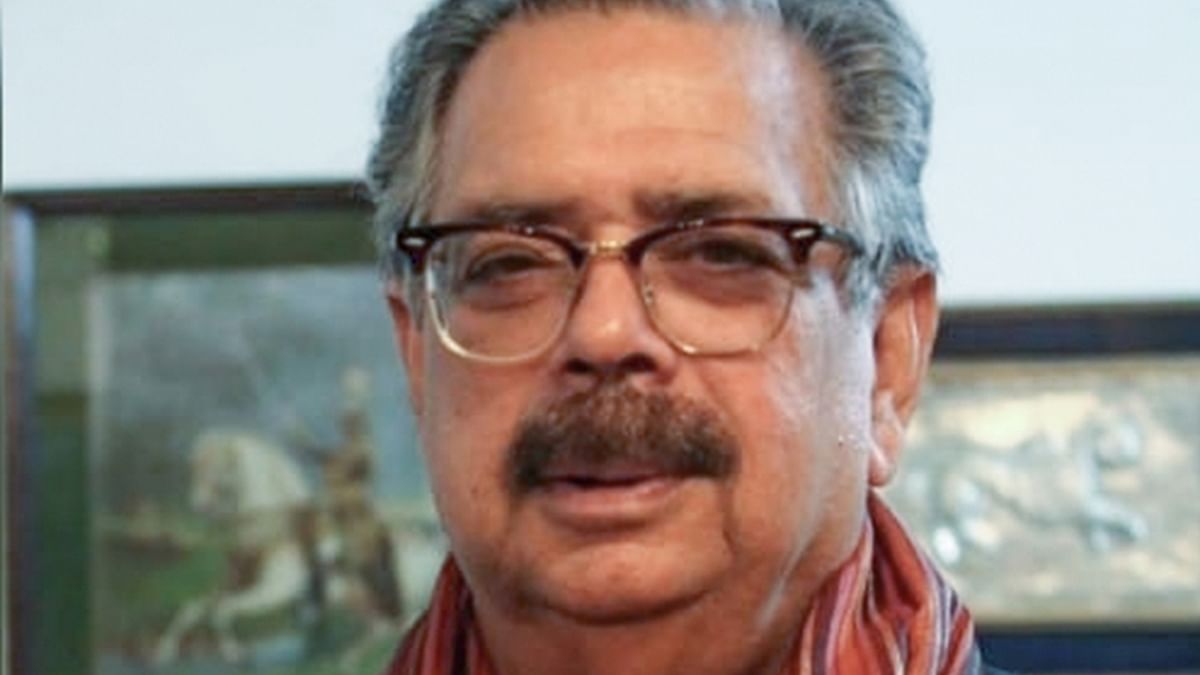 Bimalendra Mohan Pratap Mishra