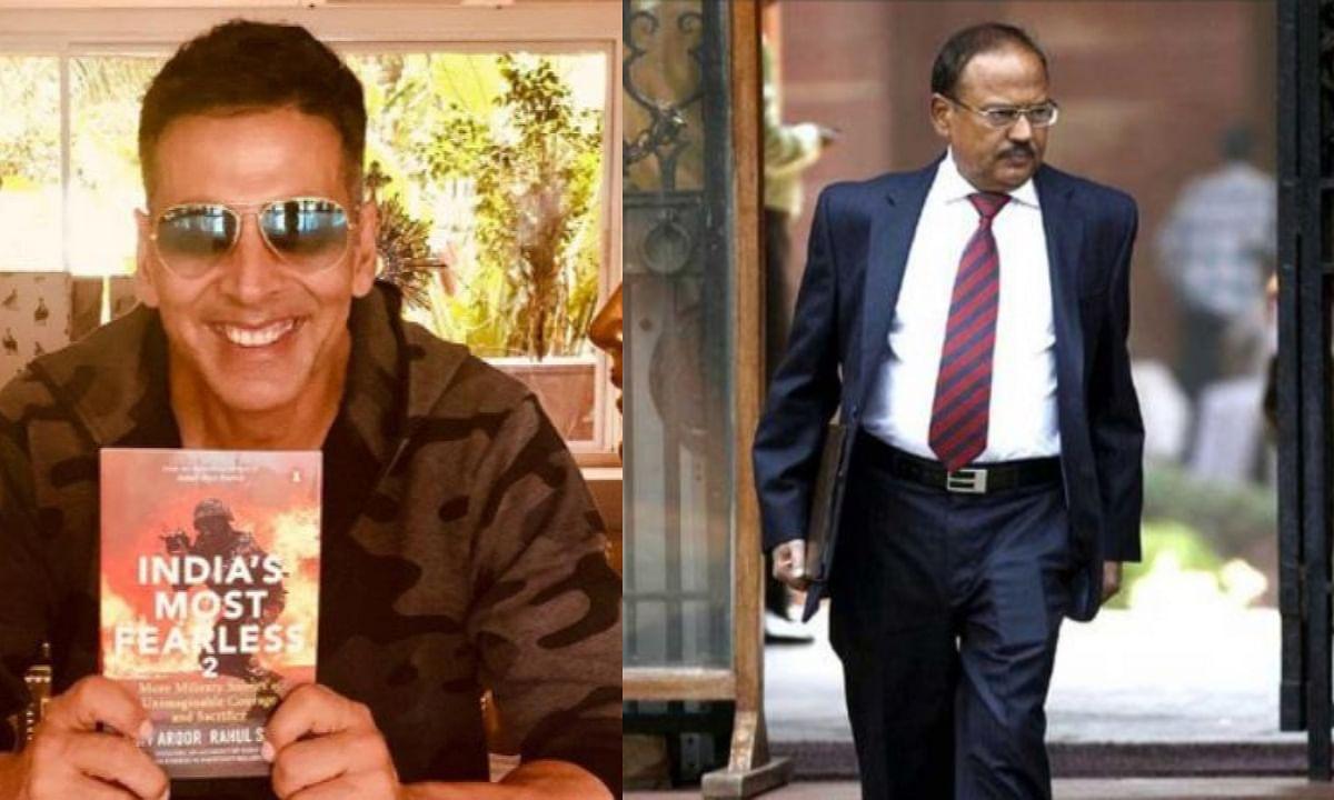 कश्मीर से अनुच्छेद 370 हटने के बाद अक्षय कुमार के हाथ लगा बड़ा प्रोजेक्ट, NSA अजित डोभाल के रोल पर चर्चा
