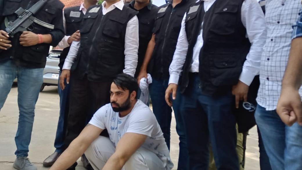 gangster kaushal caste