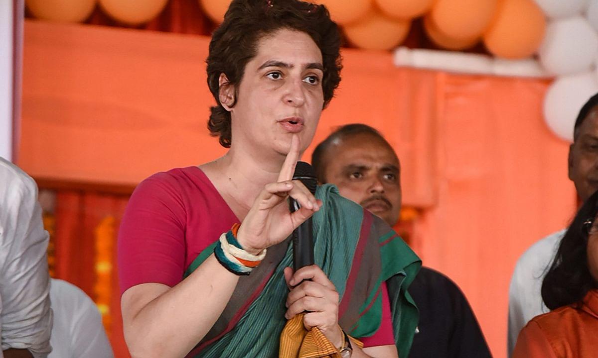 आरक्षण पर RSS-BJP के मंसूबे पर प्रियंका का वार कहा - जनता से पूछा  क्या आप ऐसा होने देंगे?