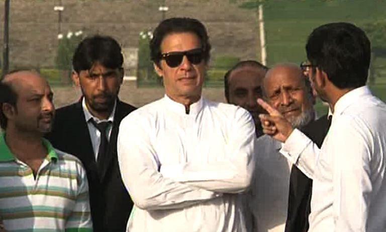 आज पूरा पाकिस्तान खड़े होकर कश्मीर के लिए दुआएँ मांगने वाला था, लेकिन मामला बिगड़ गया