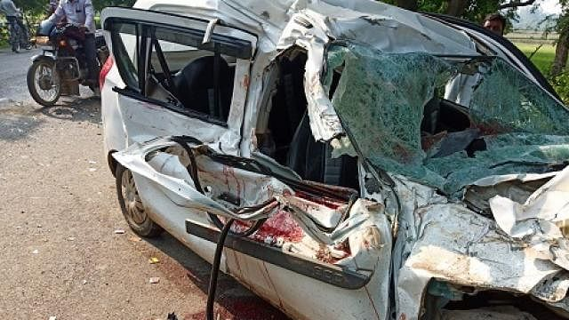 Banda Car Accident