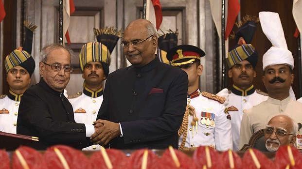 प्रणब मुखर्जी को  'भारत रत्न' सम्मान