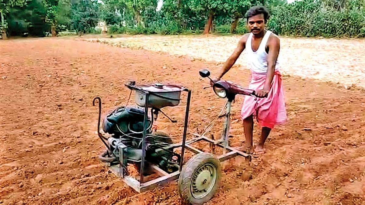farmer mahesh karmali Innovation