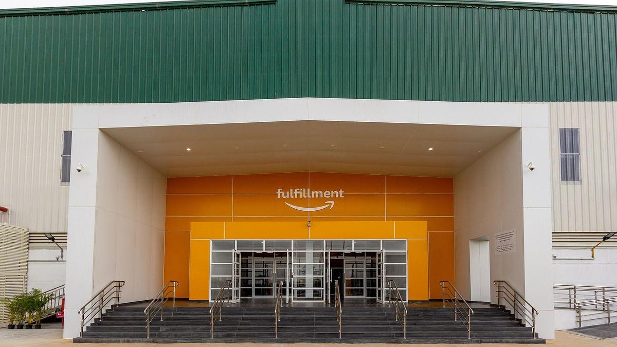 Amazon India Fulfillment Centre