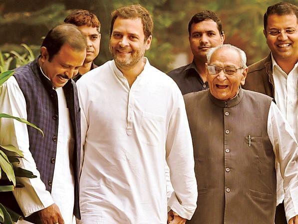 जम्मू-कश्मीर मुद्दे पर राहुल 100 फीसदी मोदी सरकार के साथ !