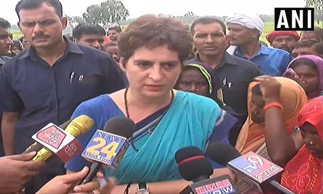 अब अनुच्छेद 370 पर प्रियंका गांधी ने भी उठाए सवाल कहा 'बीजेपी नियमों का पालन नहीं करती'
