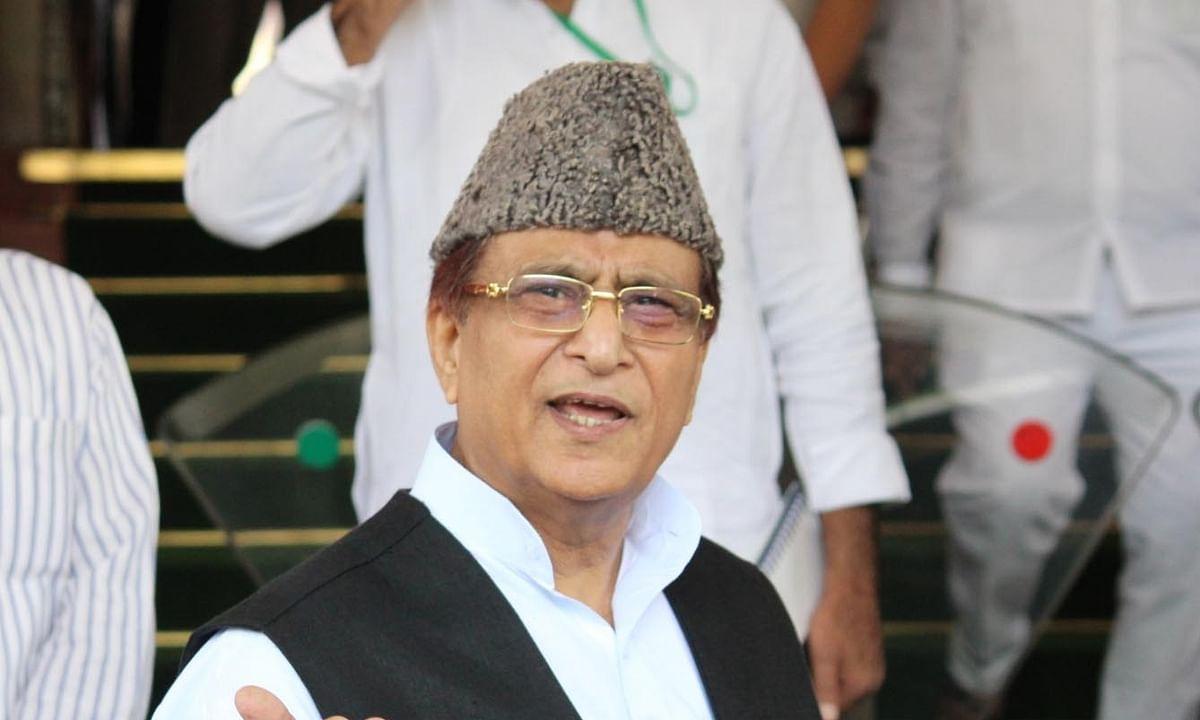 चिदंबरम के बाद अगला नंबर भू-माफिया आज़म खान का हो सकता है, दर्ज हुए 81 मुकदमे।