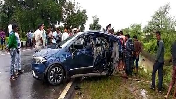 Bhopal Indore Road Accident