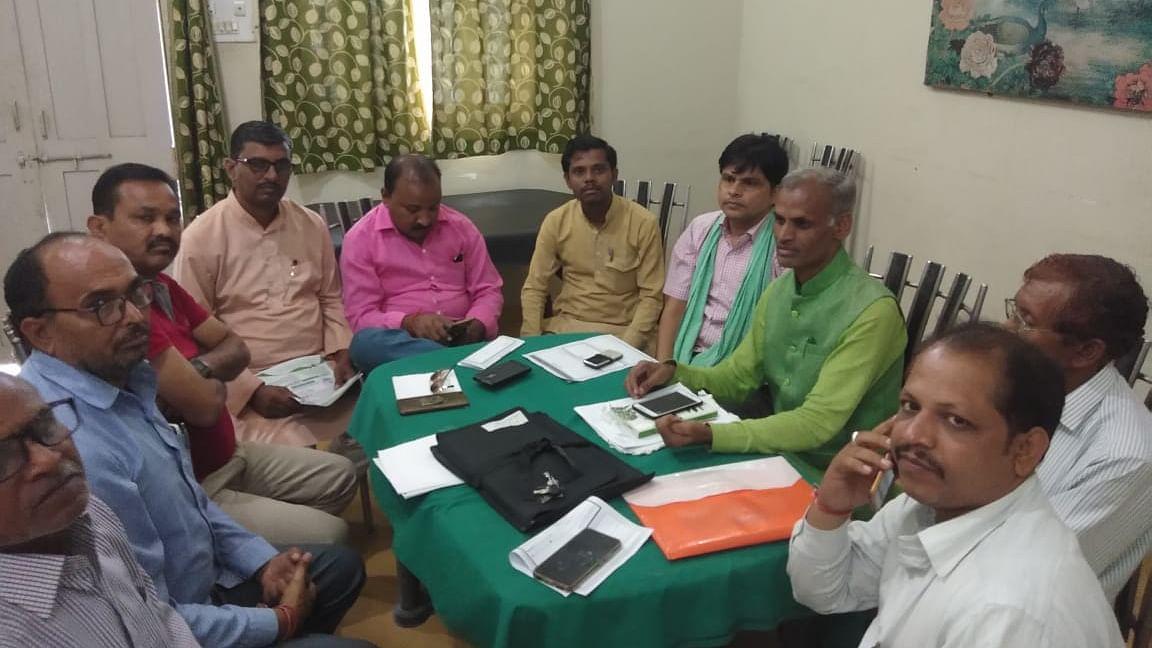 Vijay Pal Baghel The Green Man in Banda