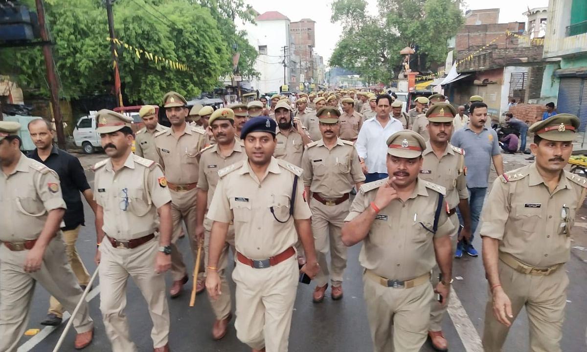 उप्र पुलिस ने 'गुड मॉर्निग प्रयागराज' लॉन्च किया