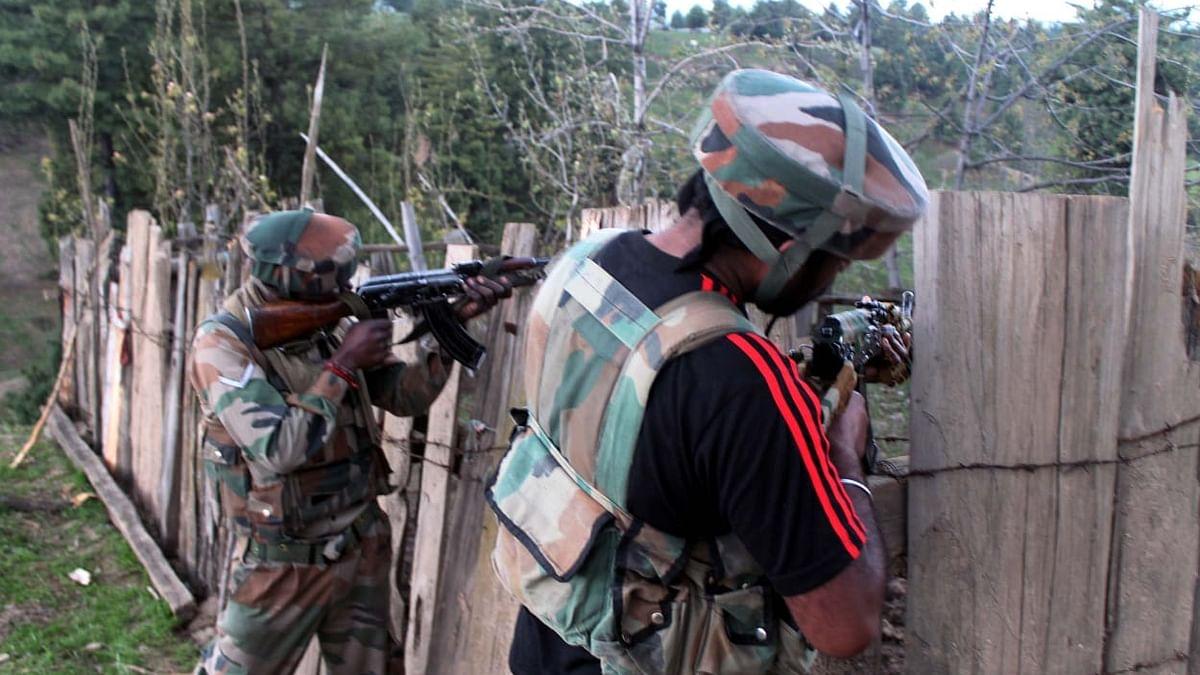 terrorist in kashmir