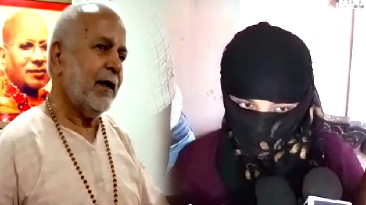BJP leader Swami Chinmayanand has been arrested in connection with the alleged sexual harassment of a UP law student