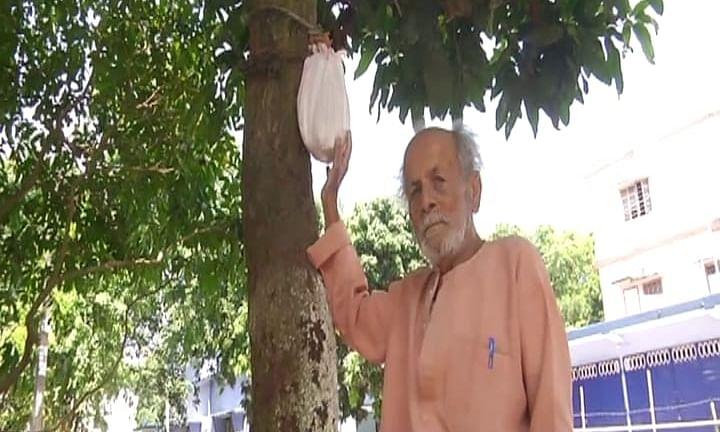 हीर-राँझा और लैला-मंजनू की कहांनिया खूब पढ़ी होंगी लेकिन इस 87 वर्षीय बुजुर्ग की प्रेम कहानी पढ़ लेंगे तो कहेंगे क्या बात है ।