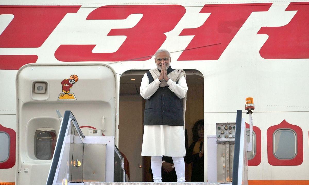 पाकिस्तान ने मोदी के विमान को अपने वायु क्षेत्र से उड़ान की इजाजत नहीं दी !