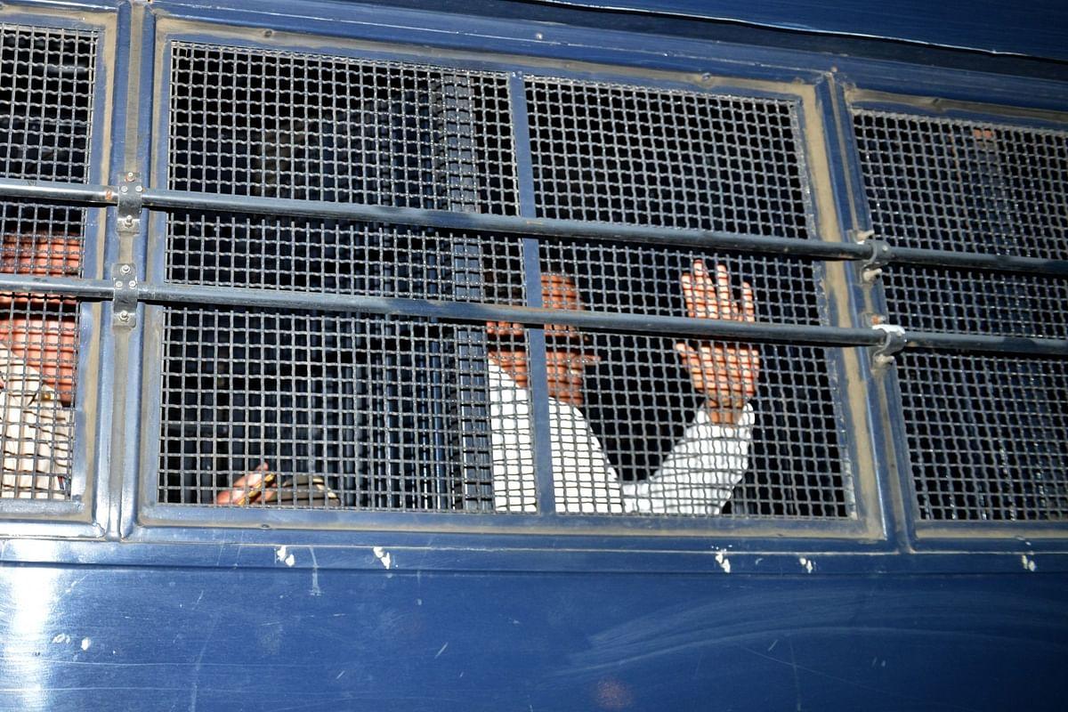 P. Chidambaram in Custody