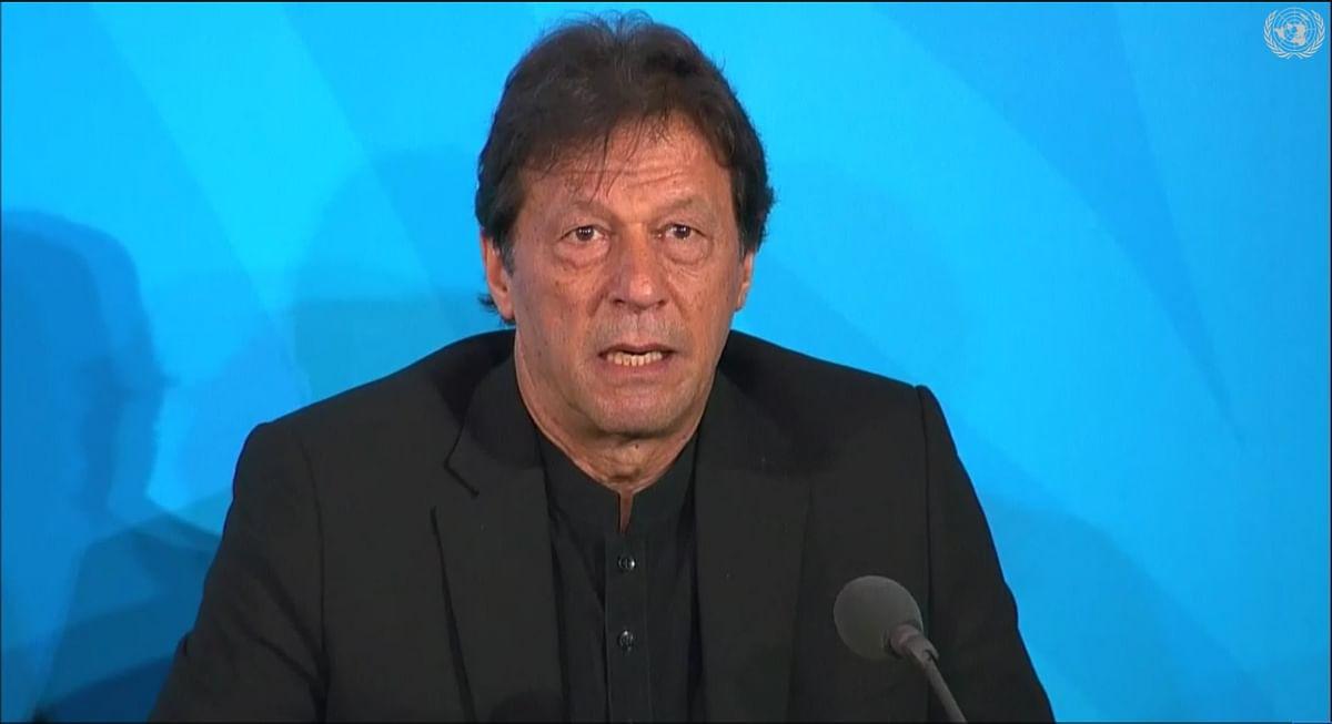 Imran Khan Cartoon