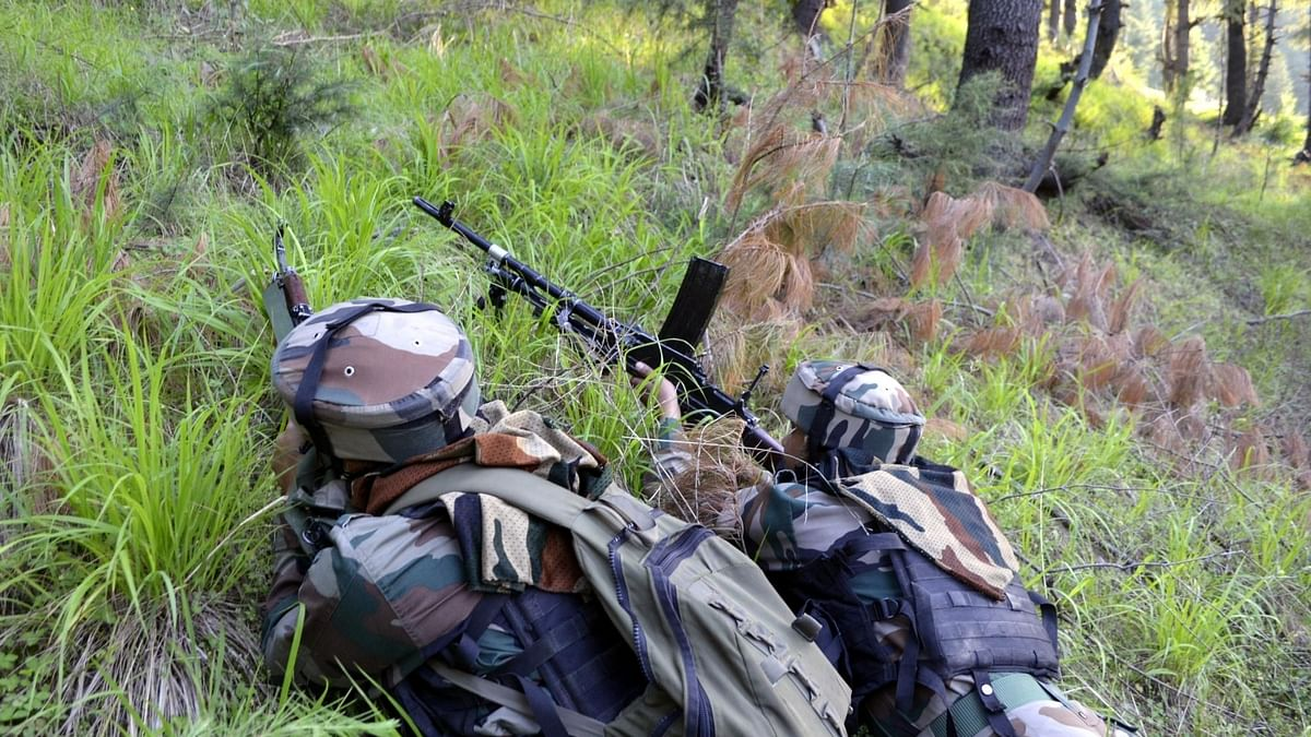 Army Operation in J&K