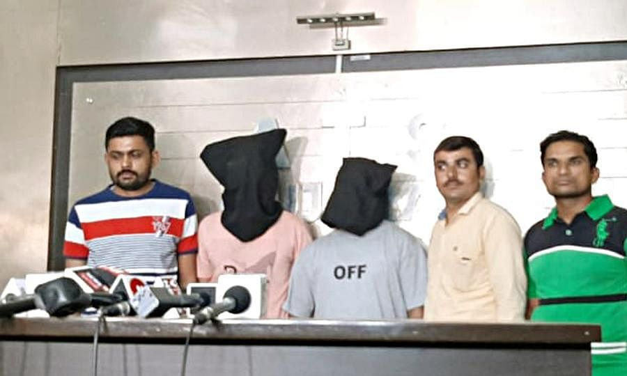 कमलेश हत्याकांड के दोनो आरोपी गुजरात- राजस्थान बॉर्डर पर धरे गए, गुजरात एटीएस को मिली सफलता