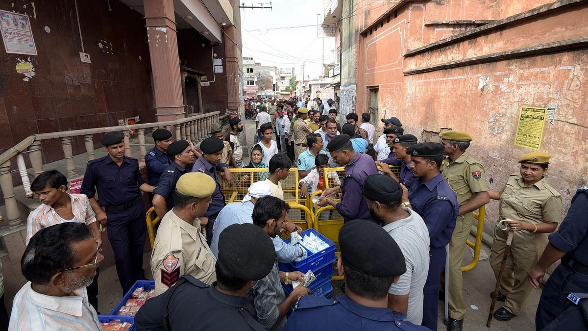 मालपुरा में कर्फ्यू