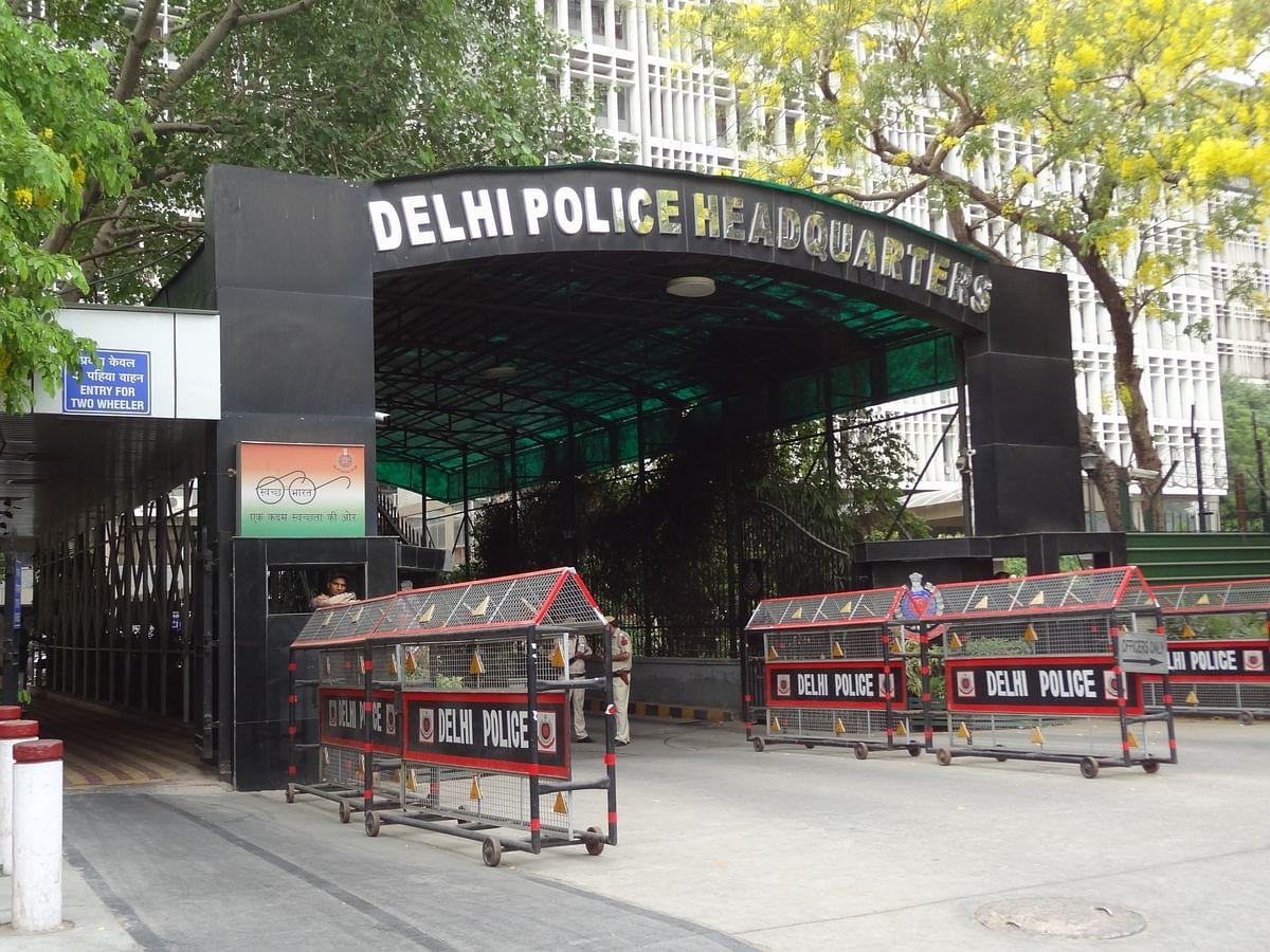 Delhi Police spokesperson DCP Mandeep Singh Randhawa