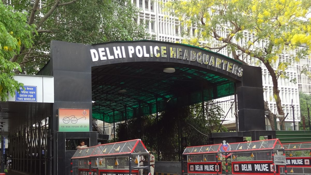 Delhi Police Headquarters