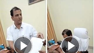 Banda ADM Santosh Bahadur