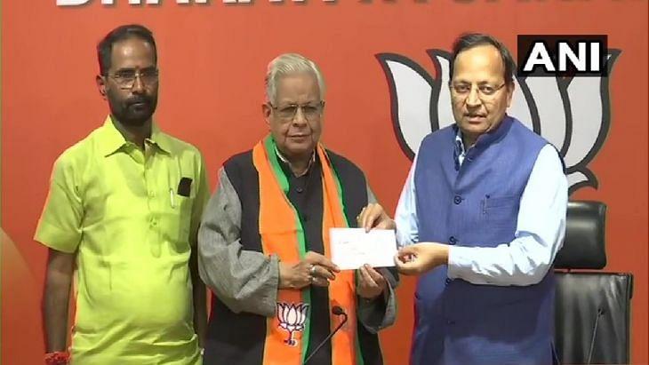 Ammar Rizvi Joins BJP