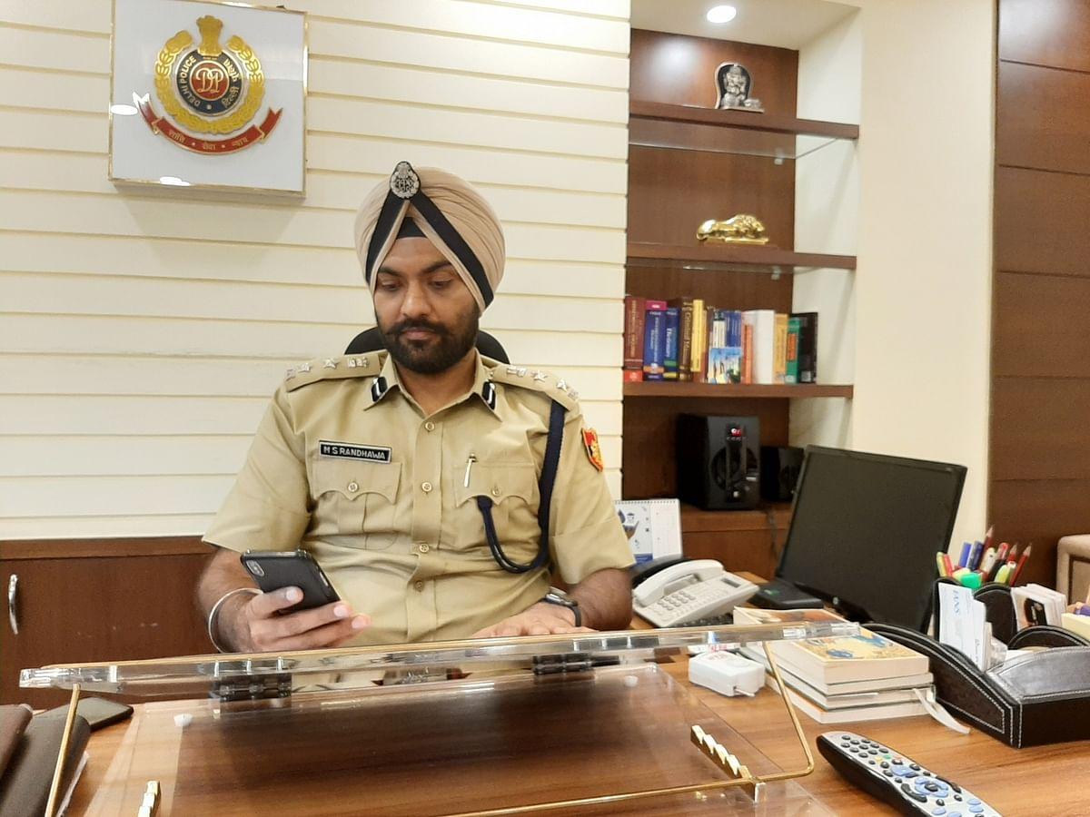 'Prakhar' street crime patrol van