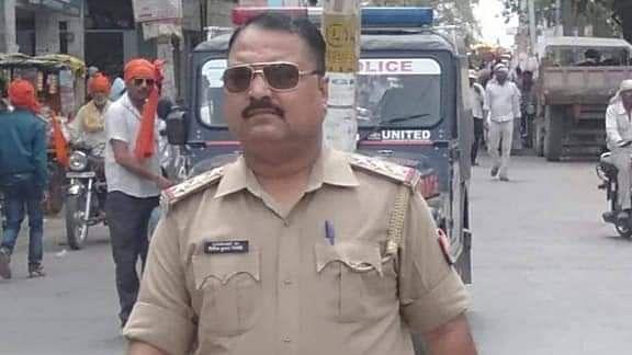 Vipin Trivedi Police inspector