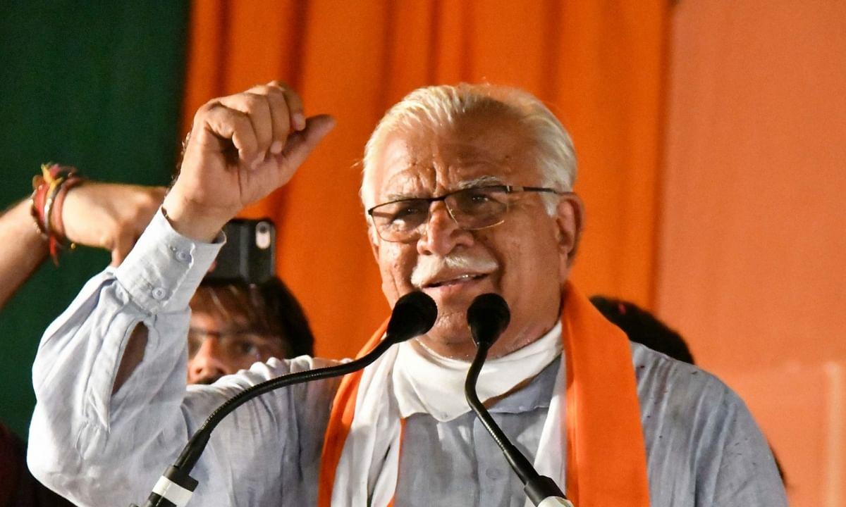 हरियाणा चुनाव : अमित शाह ने खट्टर को दिल्ली बुलाया