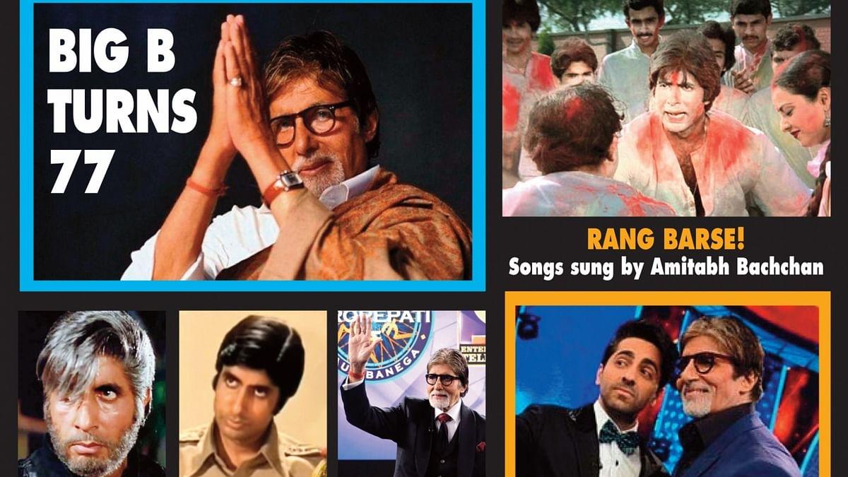 Happy Birthday Mr Bachchan