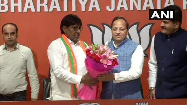 Kartar Singh Bhadana Join BJP