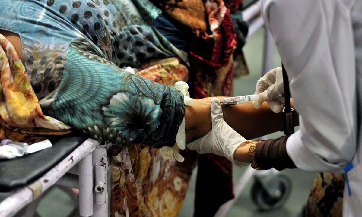 उप्र में डेंगू का डंक, अब तक 7598 लोग चपेट में
