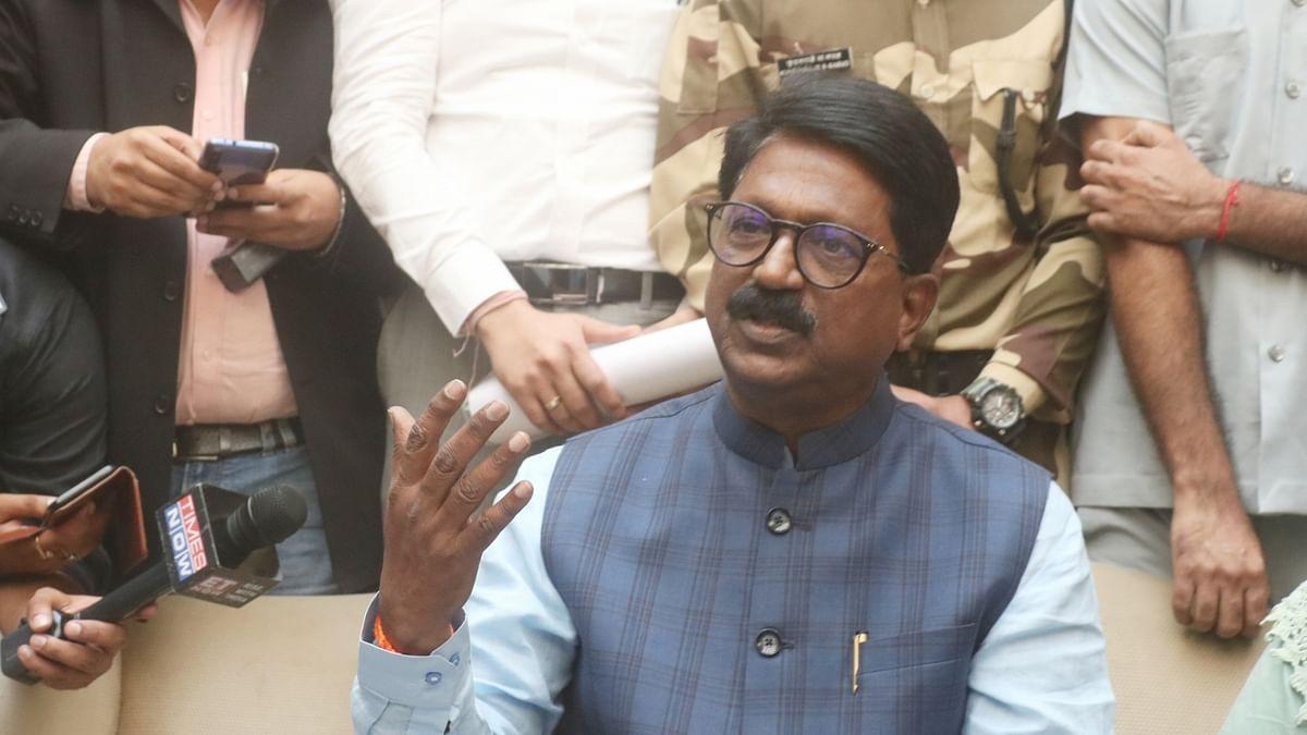 Arvind Sawant Shiv Sena MP