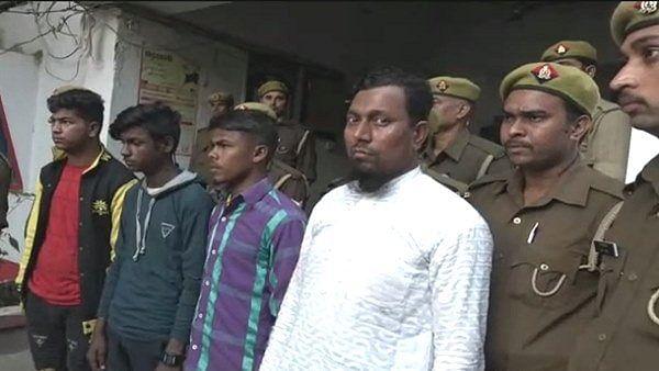 Kushinagar Mosque Blast Accused