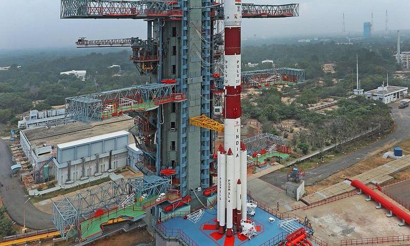 Cartosat 3 launch by ISRO