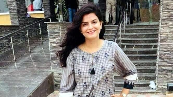 A Pakistani Hindu medical girl student was found dead under mysterious circumstances in her hostel room